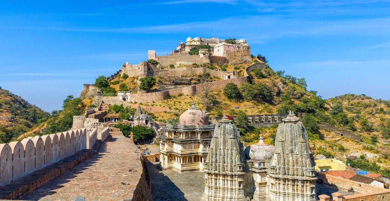 Kumbalgarh Fort, Rajasthan, India