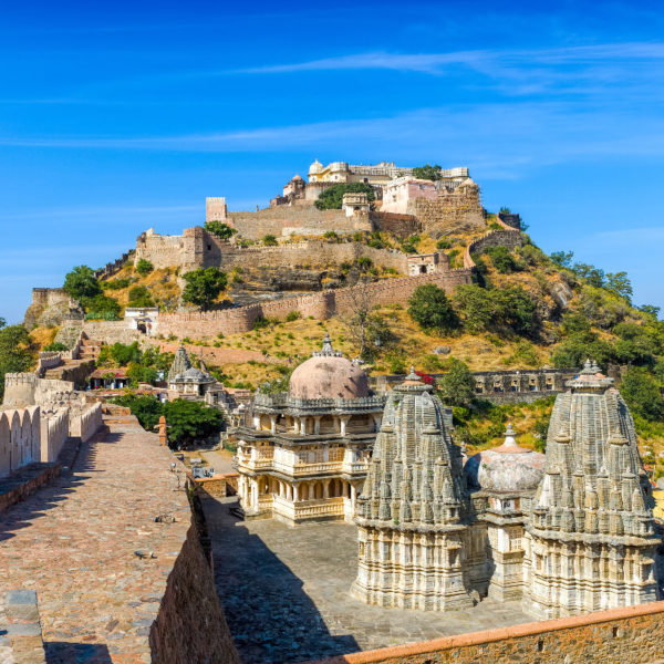 Kumbalgarh Fort, Rajasthan, India