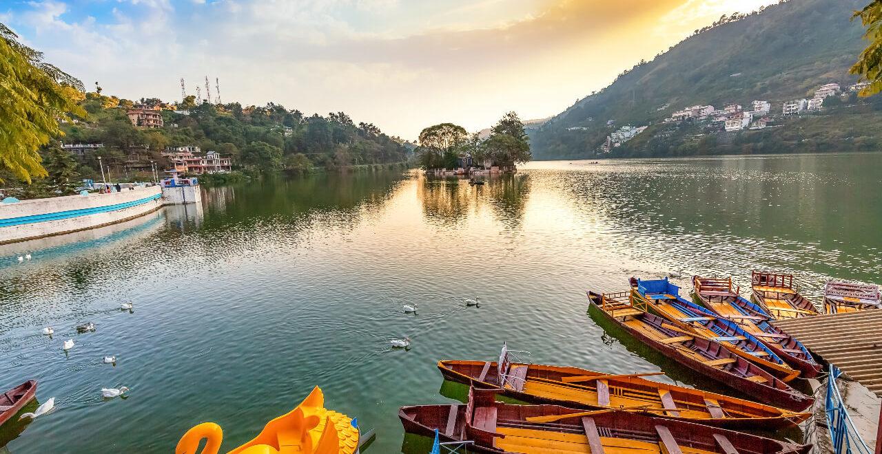 Nainital, Kumaon, Uttarakhand, India