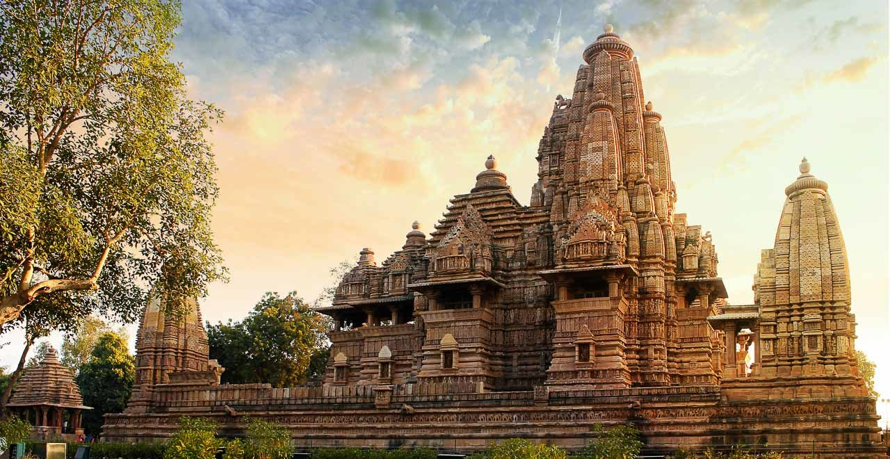 Khajuraho monuments, India